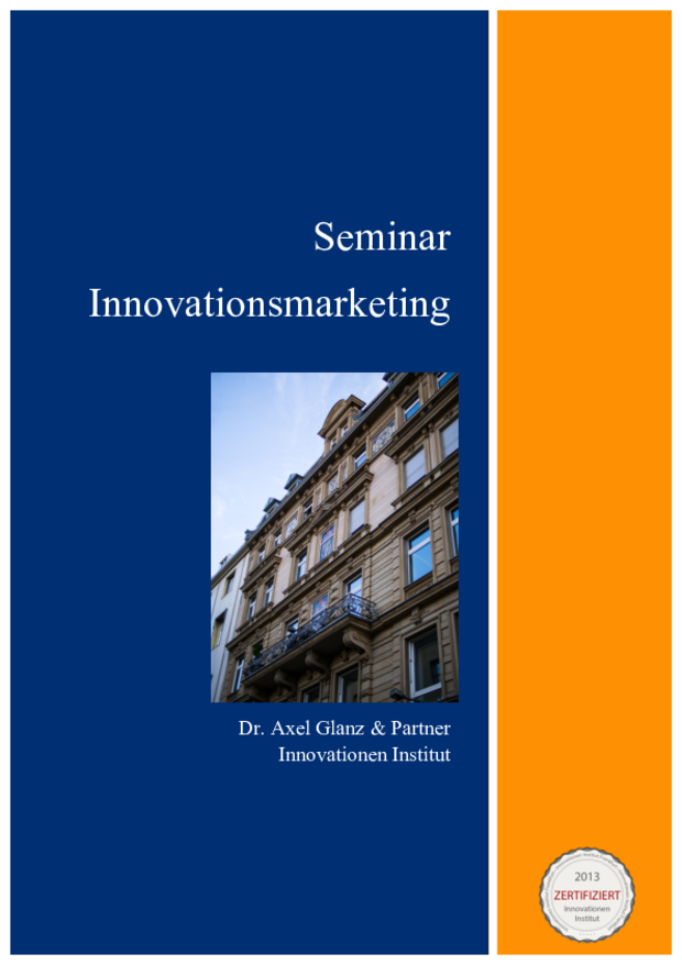 Flyer Innovationsmarketing